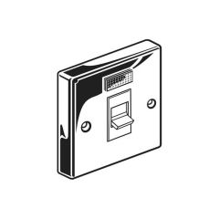 Control Switch - 45A, 1 Gang, 1 Way Double Pole, Neon