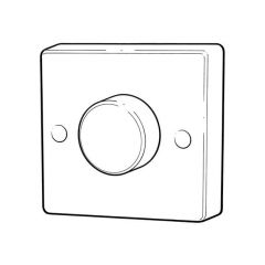 Dimmer Switch - 1 Gang 60 to 400W