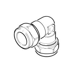 Compression Equal Elbow - 10mm