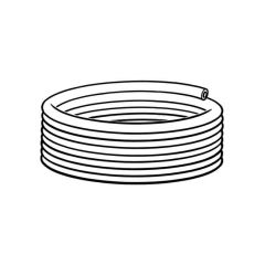 Qual-Oil Underground Oil Pipe - 10mm x 100m
