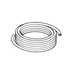 Qual-PEX Plastic Barrier Pipe Coil - 10mm x 50m White