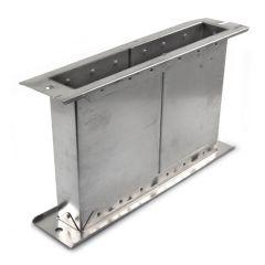 Schiedel B Vent Ridge Tile Adaptor Extension Box 200mm