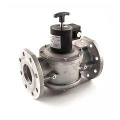 Solenoid Gas Safety Shut Off Valve - 100mm