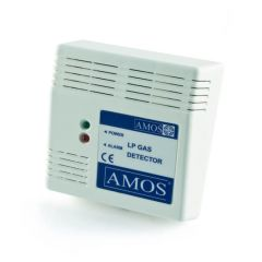 Amos LPG Alarm 12V - Integral Sensor