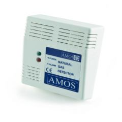 Amos Natural Gas Alarm 12V - Integral Sensor
