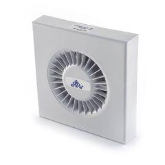 120 mm - Fan With Humidistat & Timer - Wall Fan