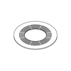 ICID Plus Ventilated Firestop Floor Plate 150, 380mm