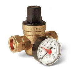 Pressure Reducing Valve - 15/22mm