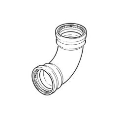 15 mm - Elbow - Push-Fit