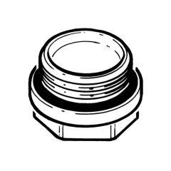 "IBP Conex Oyster™ Converter - 15mm x 1/2"""