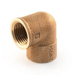 """End Feed Elbow 90° - 15mm x 1/4"""" F x BSP TF"""