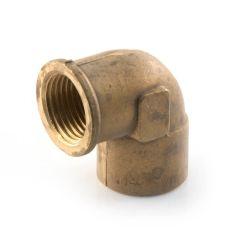 "Solder Ring Elbow - 15mm x 1/4"" BSP F"