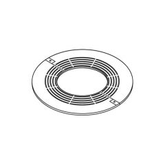 ICID Plus Ventilated Firestop Floor Plate 150, 400mm