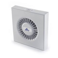 150 mm - Fan With Humidistat & Timer - Wall Fan
