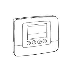 Horstmann 17-B C-Stat Programmable Room Thermostat
