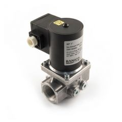 Solenoid Gas Safety Shut Off Valve - 1""