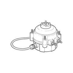 2.5 To 23.5 W High Efficiency Multi-Fit Fan Motor