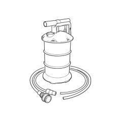 Oil Extraction Vacuum Pump - 2.7 Litres