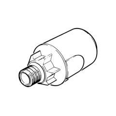 "JG Speedfit Underground M Adaptor - 20mm x 1/2"" BSP M"