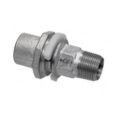 Meter Box Adaptor Draw-lock - 20mm x 3/4""