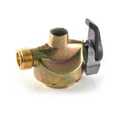 21 mm clip-on Adaptor for Gas Bottles - Butane Only