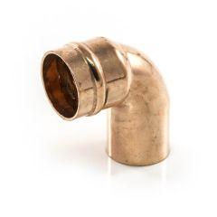 Solder Ring Street Elbow 90° - 22mm M x F