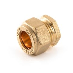 Compression Stop End - 22mm