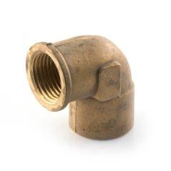 "Solder Ring Elbow - 22mm x 1/2"" BSP F"