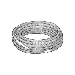 Qual-PEX Pipe-in-pipe - 22mm x 25m x 34mm
