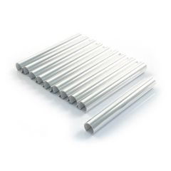 Talon Snappit Pipe Cover 22 x 200mm Pack of 10 Chrome
