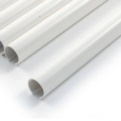 Talon Snappit Pipe Cover 22 x 200mm Pack of 10 White
