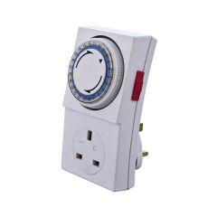 Plug-in Segment Timer - 24 Hour