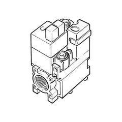 Honeywell V4400 Gas Valve - 240V