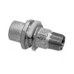Meter Box Adaptor Draw-lock - 25mm x 3/4""