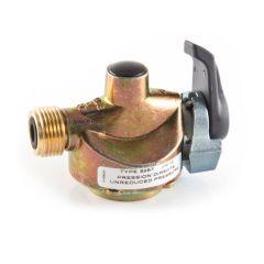 Clesse 27 mm Clip on Cylinder Adaptor for Gas Bottles