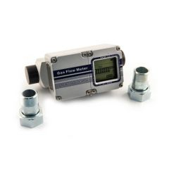 Gas Flow Thermal Mass Meter 0.4Nm³ - 2""