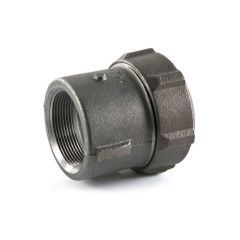 "Primofit® Adaptor Gas 2"" BSP x 63mm MDPE Black"