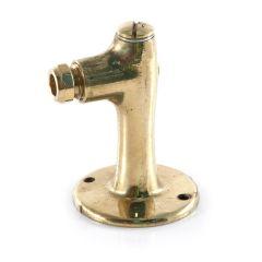 """Pedestal Restrictor Elbow - 2"""" x 8mm x 1/4"""" Brass"""