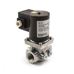 Solenoid Gas Safety Shut Off Valve - 3/4""