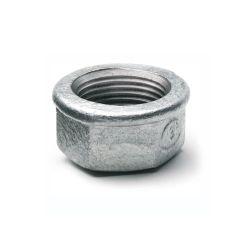 """Round Cap - 3/4"""" Galvanised"""