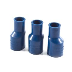 "3/4"" x 1.1/4"" Drain Adaptor - Blue Pack of 3"