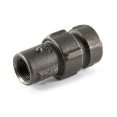 "Primofit® Adaptor Gas 3/4"" BSP x 25mm MDPE Black"