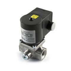 Solenoid Gas Safety Shut Off Valve - 3/8""