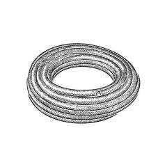 """Condensate Drain Tube - 3/8"""" x 30m Clear PVC"""