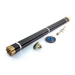Drain Rod Set, 3 Tool - Scraper, Screw & Plunger