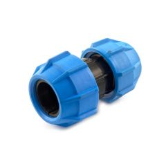 Polyfast Reducing Coupling - 32mm x 25mm MDPE