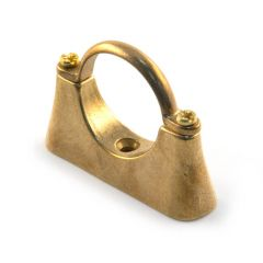 Hospital Bracket - 35mm Brass
