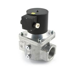 Solenoid Gas Safety Shut Off Valve - 3""