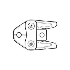 REMS Contour V Akku-Press Tongs - 42mm