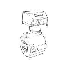 """G250 Turbine Quantometer Gas Meter - 4"""""""